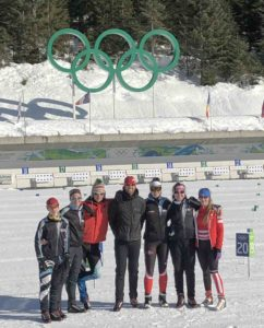 Telemark is 6 for 6 on Biathlon BC Provincial Squad