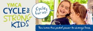 YMCA Cycle for Strong Kids on Sunday May 27