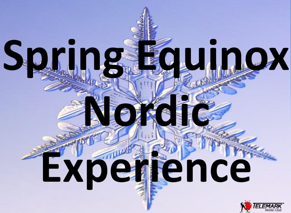 Spring Equinox Nordic Experience